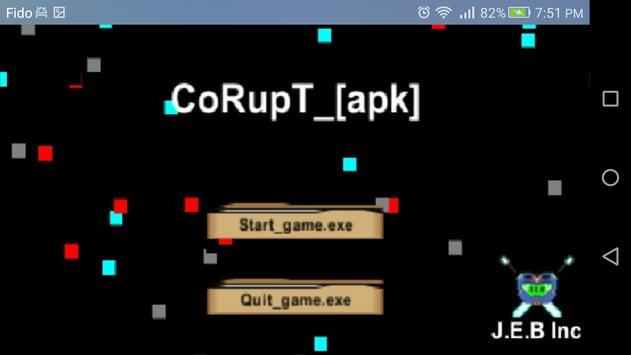CoRrupT_[apk] apk screenshot