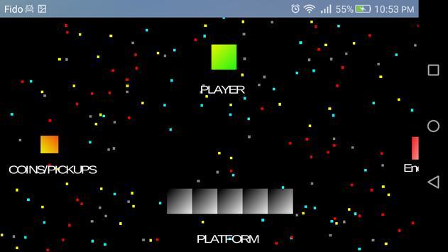 EndlessColourRunner apk screenshot