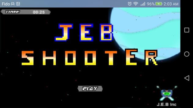 J.E.B SHOOTER screenshot 2