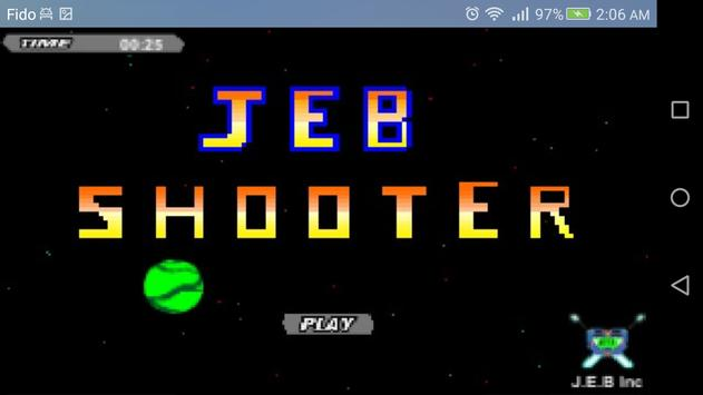 J.E.B SHOOTER screenshot 4