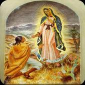 La  Guadalupe de Mexico icon