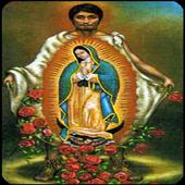 La Virgen Guadalupe icon