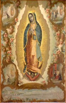 La Virgen Guadalupe poster