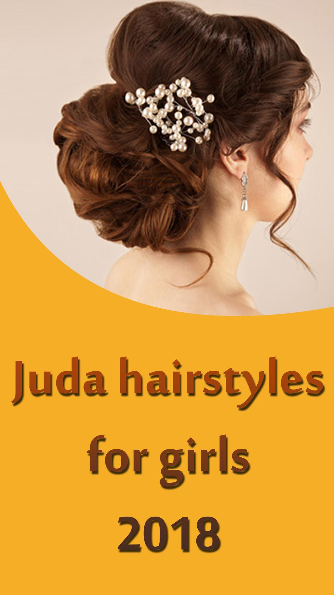 juda hairstyle for girls for android - apk download