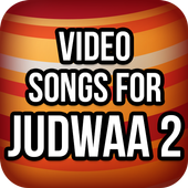 Video songs for Judwaa 2017 icon