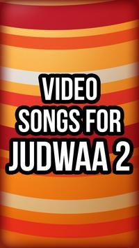 Video songs for Judwaa 2017 poster