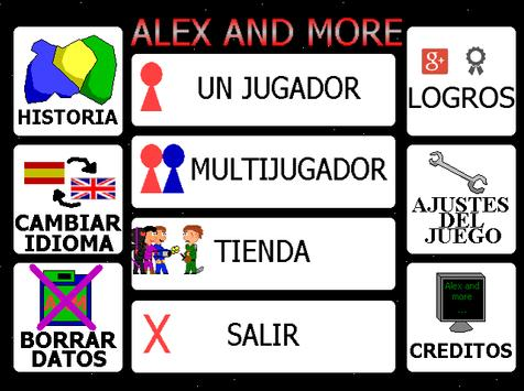 Alex and More poster