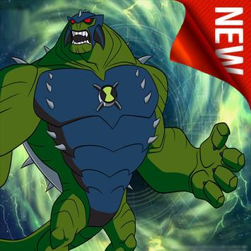 Alien Ben Fighter Lycan apk screenshot