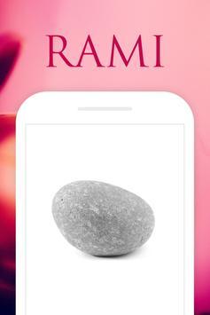 RAMI - Listener Rock poster