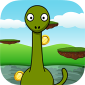 Dinosaur Jump Climb icon