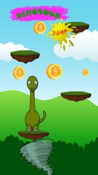 Dinosaur Jump Climb poster