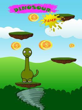 Dinosaur Jump Climb screenshot 2