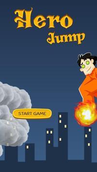 Super Hero Jump poster