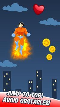 Super Hero Jump screenshot 1