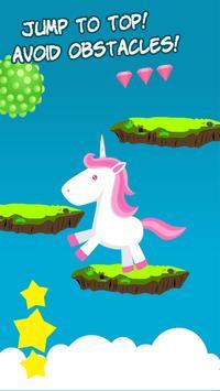 Little Pony Unicorn Jumping apk screenshot
