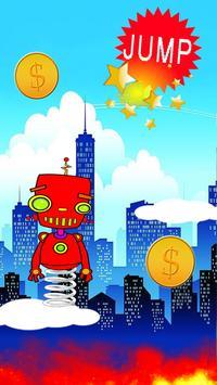 Robot Steel Jump poster