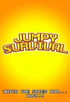 Jumpy Survival poster