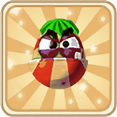 Jump up icon