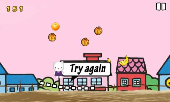 Jump Jump Kittii apk screenshot