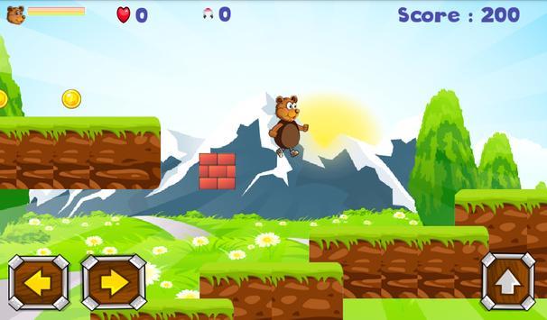 jungle Bears Run Game screenshot 7