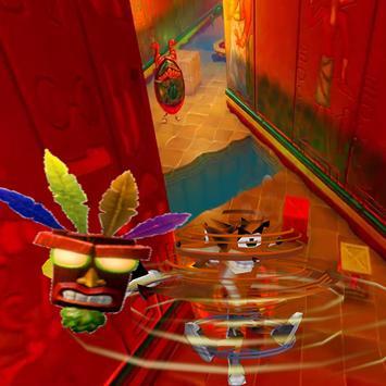 Bandicoot Runner In Jungle screenshot 1