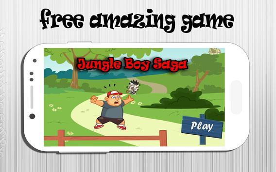 Jungle Boy Saga poster