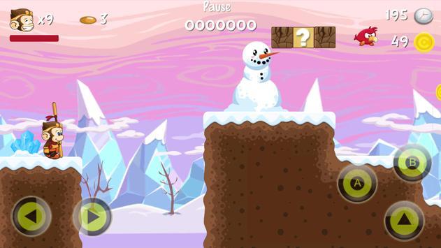 Easy Jungle Castle Run apk screenshot