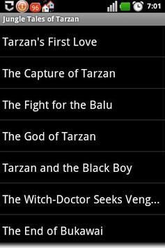 Jungle Tales of Tarzan screenshot 1