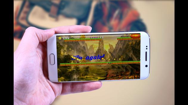Jungle World for mario apk screenshot