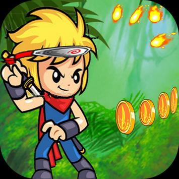 Jungle Castle Run poster
