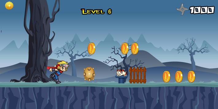 Jungle Castle Run apk screenshot