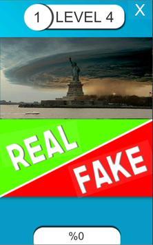 Real or Fake poster