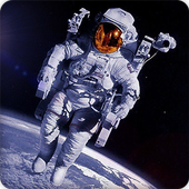 Astronaut Wallpapers HD icon