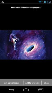 Astronaut Wallpapers HD apk screenshot