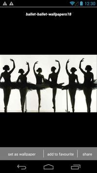 Ballet Wallpapers HD Apk Screenshot