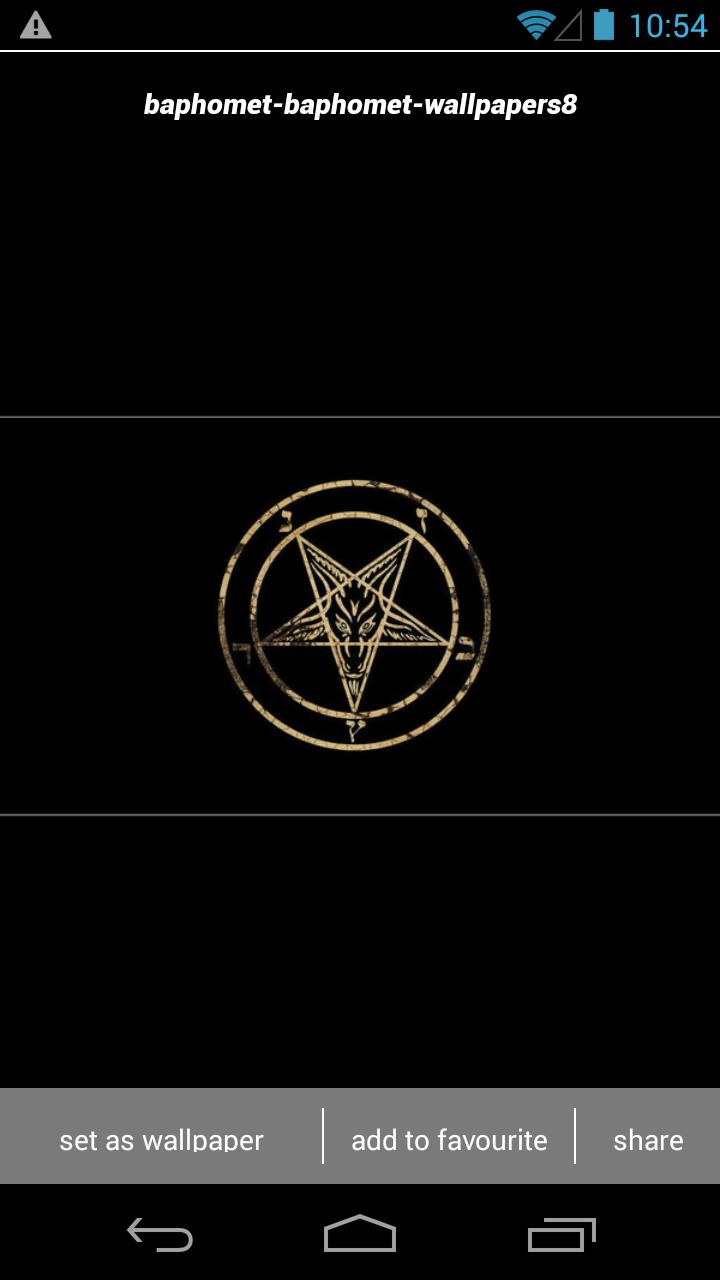 Baphomet Satanic Wallpapers Hd For Android Apk Download