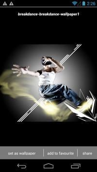 Breakdance Wallpaper HD screenshot 2