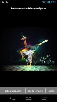 Breakdance Wallpaper HD screenshot 4