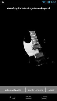 Electric Guitar Wallpapers HD apk screenshot