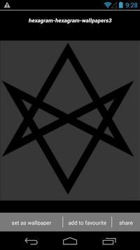 Hexagram Wallpapers HD apk screenshot