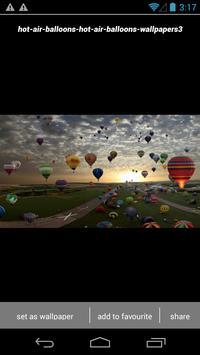 Hot Air Balloon Wallpapers HD apk screenshot