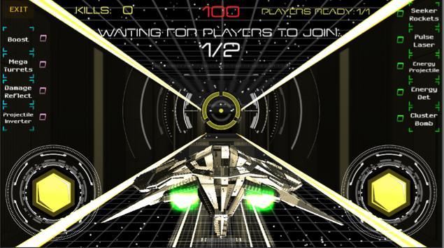 Spaceship Trials poster