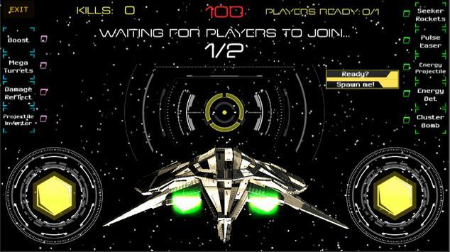 Spaceship Trials apk screenshot