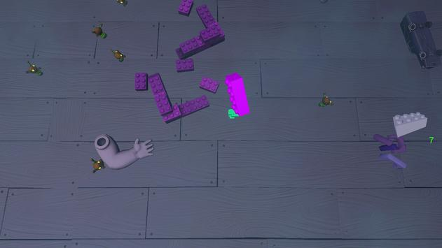 Attack Of The Dust Bunnies screenshot 2