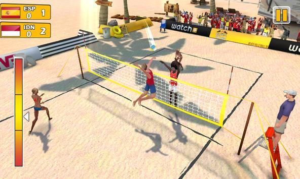 Beach Volleyball poster