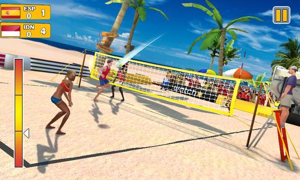 Beach Volleyball screenshot 7