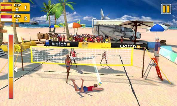 Beach Volleyball screenshot 8