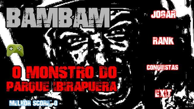 Bambam: Terror em Ibirapuera screenshot 2