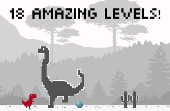 The Jumping Dino screenshot 1