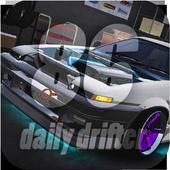 86 Daily Drift Simulator JDM icon